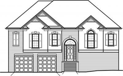 Home Plan - Front View